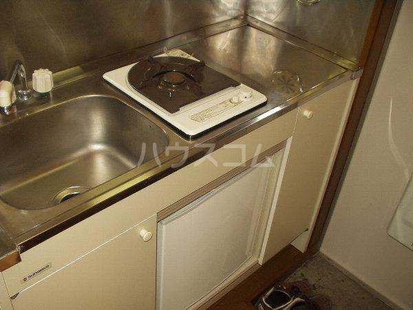 コーポ今川8 107号室のキッチン