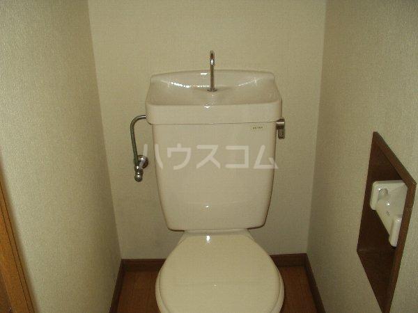 コーポ今川8 107号室のトイレ