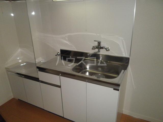 シルバーハイム 205号室のキッチン