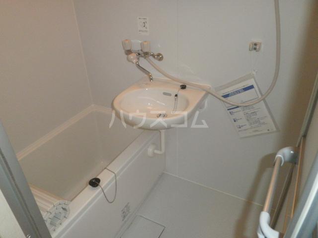 シルバーハイム 205号室の風呂