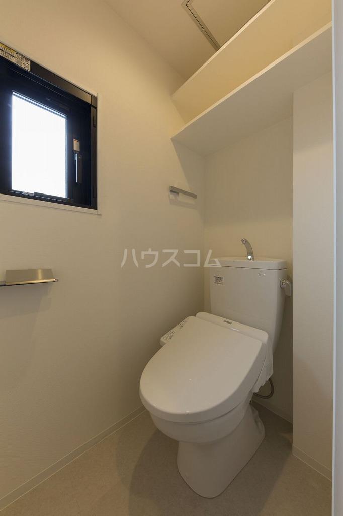 MDM阿佐ヶ谷 401号室のトイレ