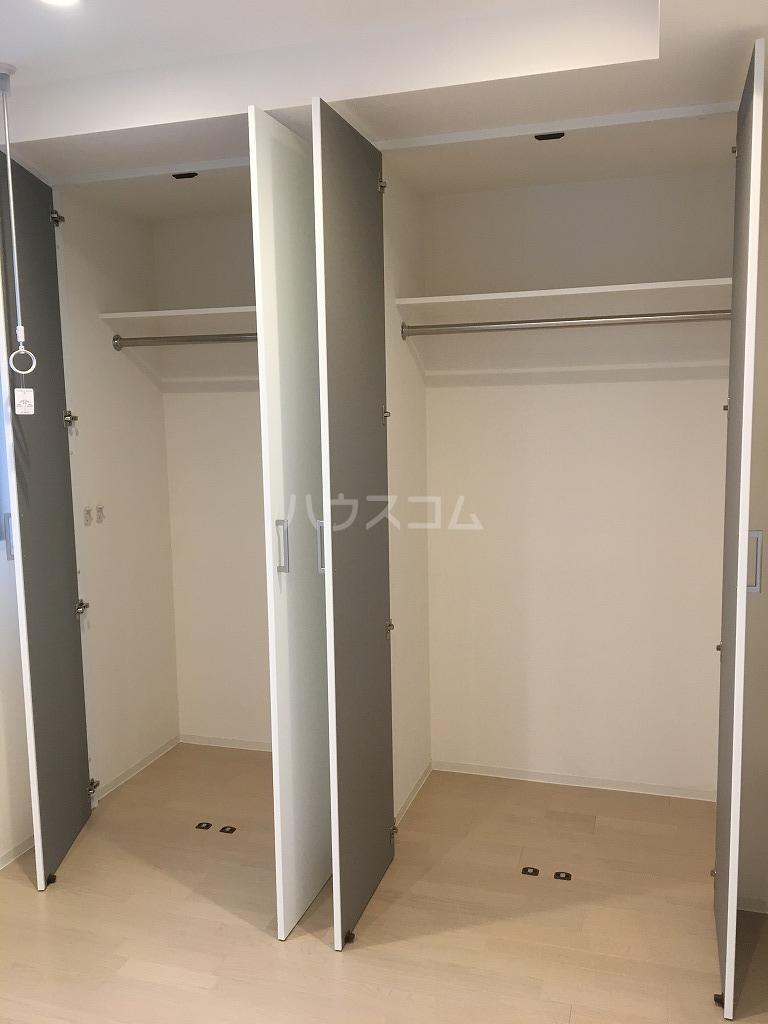 MDM阿佐ヶ谷 401号室の収納