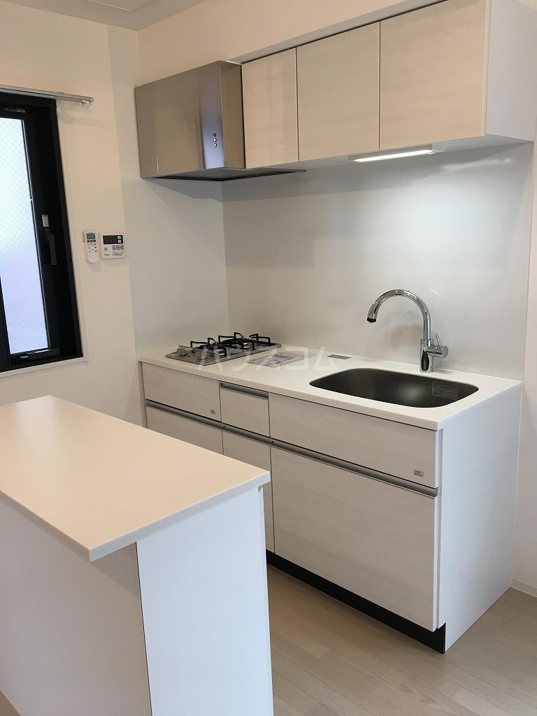 MDM阿佐ヶ谷 401号室のキッチン