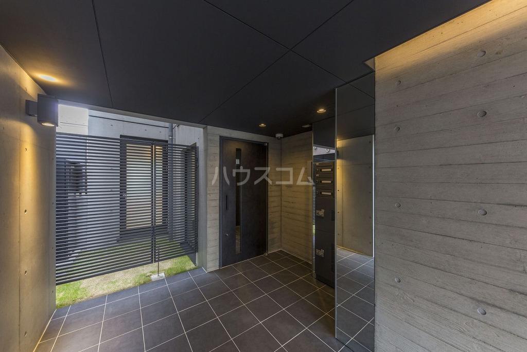 MDM阿佐ヶ谷 401号室のエントランス