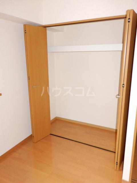 クレスト高円寺 203号室の収納
