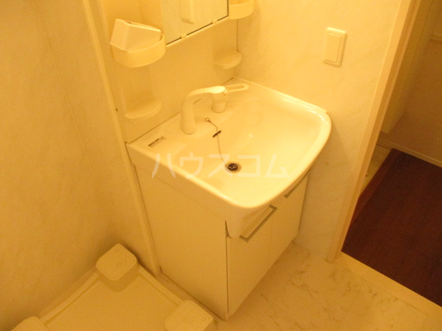 オルテンシアA A202号室の洗面所