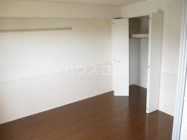 オルテンシアA A202号室のベッドルーム