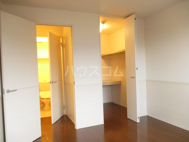 オルテンシアA A202号室のリビング