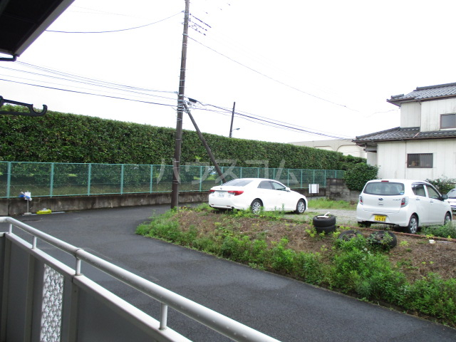 ファミールタヤマ A 102号室の景色