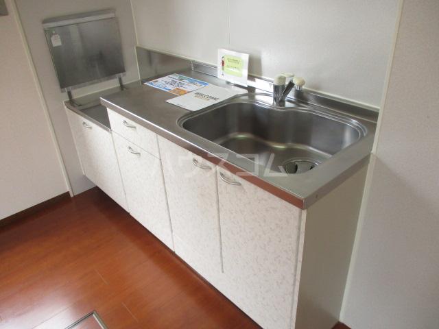 グリシーヌ 105号室のキッチン