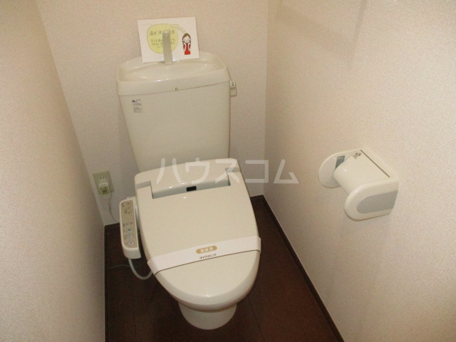 グリシーヌ 105号室のトイレ