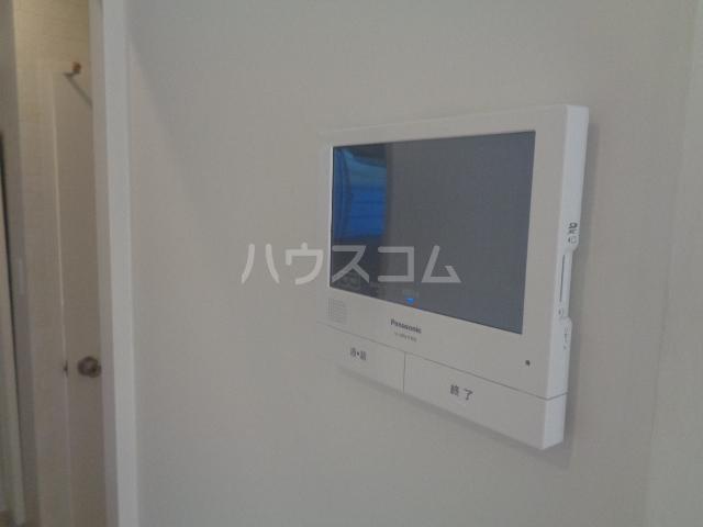 メゾンミンミンA 203号室のセキュリティ