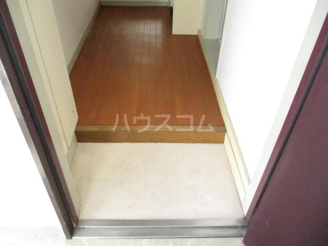 本千葉第6レジデンス 105号室の玄関