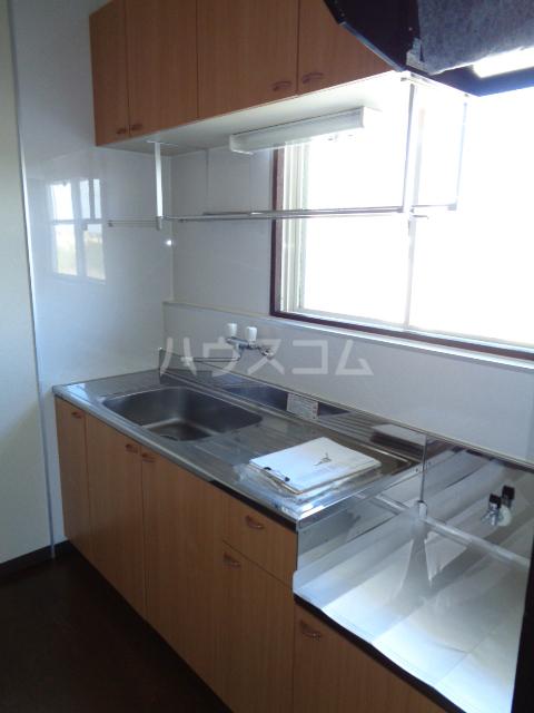 メゾングランテージ 20E号室のキッチン