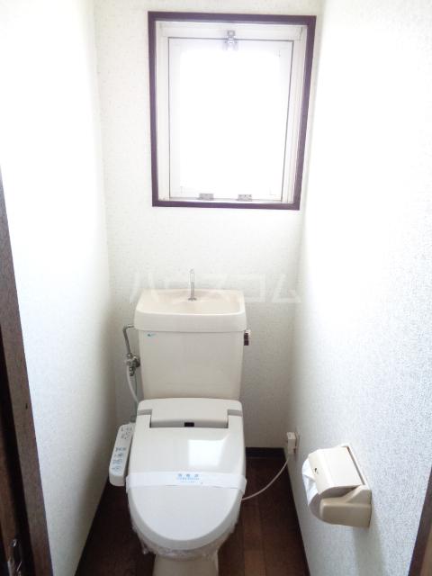 メゾングランテージ 20E号室のトイレ