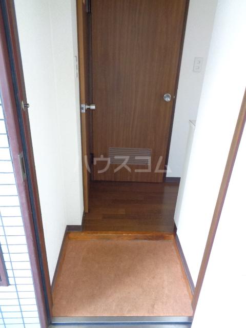 メゾングランテージ 20E号室の玄関