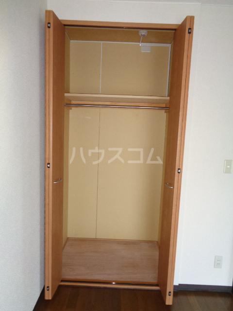 メゾングランテージ 20E号室の収納