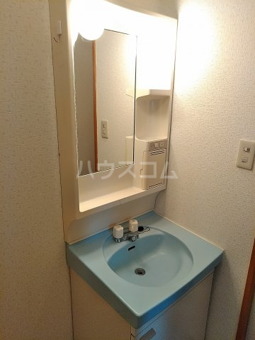 3/SEPIAⅡ 101号室の洗面所