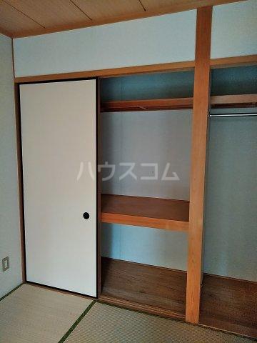 3/SEPIAⅡ 101号室の収納