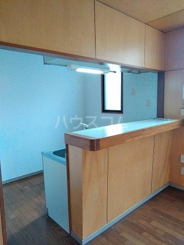3/SEPIAⅡ 101号室のキッチン