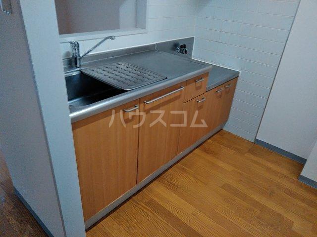 エクセル南浦和 202号室のキッチン