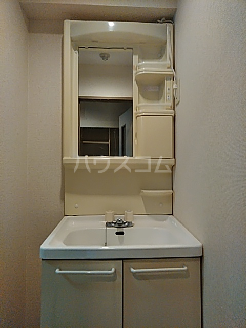 ジュネッセ浦和 301号室の洗面所