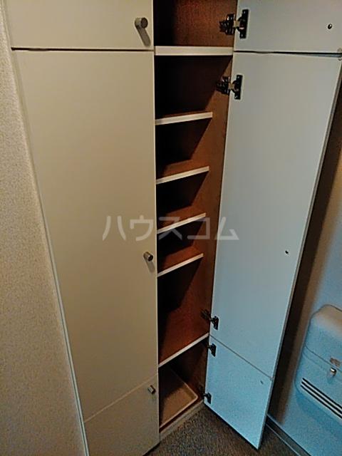 ジュネッセ浦和 301号室の収納