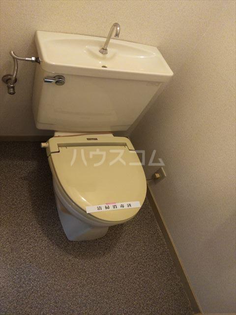 アサマ・ドリームハイツ 202号室のトイレ