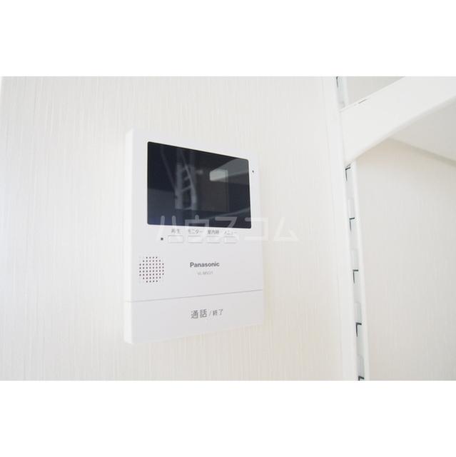 ガーデンヒルズ鈴谷 0302号室のセキュリティ