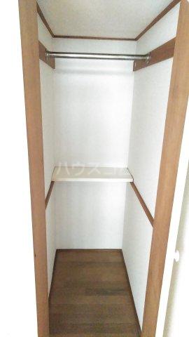 サンヴィレッジⅢ 103号室の収納