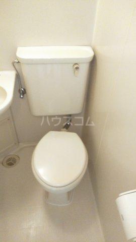 ウィンベルソロ新小岩第2 506号室のトイレ