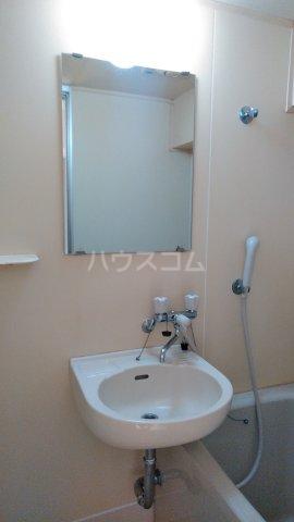 エメラルドマンション 202号室の洗面所