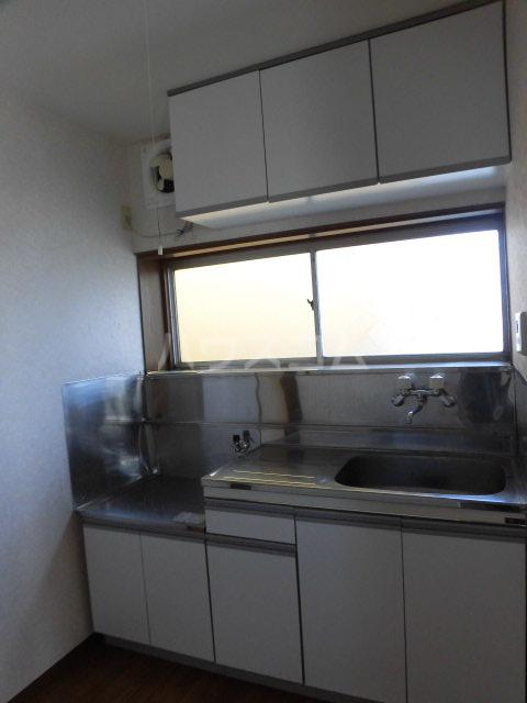 ハイツイシカワ 202号室のキッチン