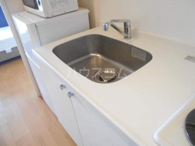 スカイコート新小岩 306号室のキッチン