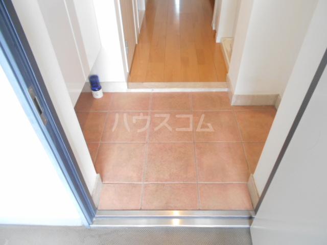 スカイコート新小岩 1005号室の玄関