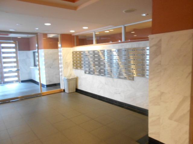 スカイコート新小岩 1202号室のロビー