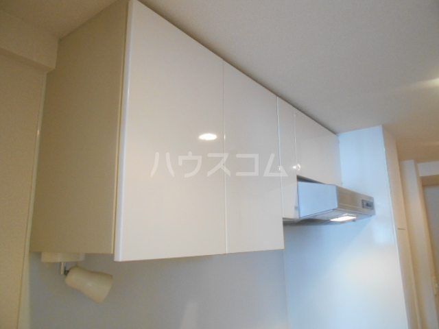 スカイコート新小岩 1202号室のキッチン