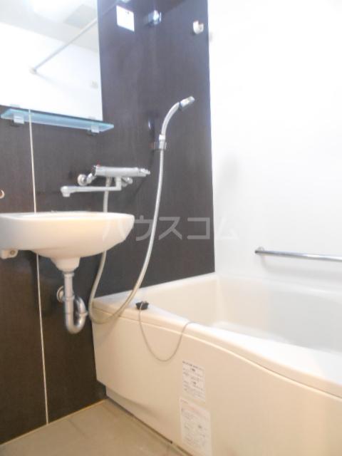 スカイコート新小岩 1202号室の風呂