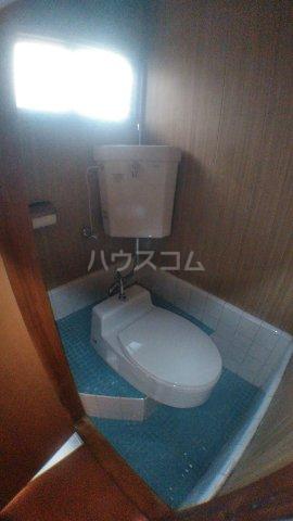ピュアハウス市川 3号室のトイレ