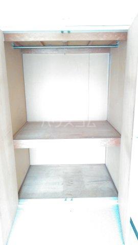 ジュネス田口 402号室の収納