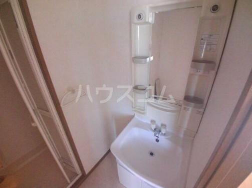 ティアラ新城 303号室の洗面所