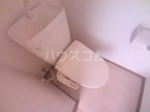 ティアラ新城 303号室のトイレ
