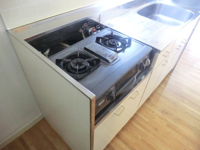 エステートピアアピカル国立 24号室のキッチン