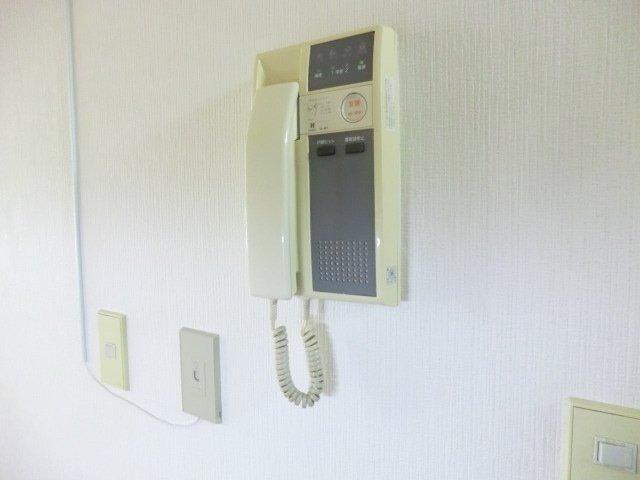 エステートピアアピカル国立 24号室のセキュリティ