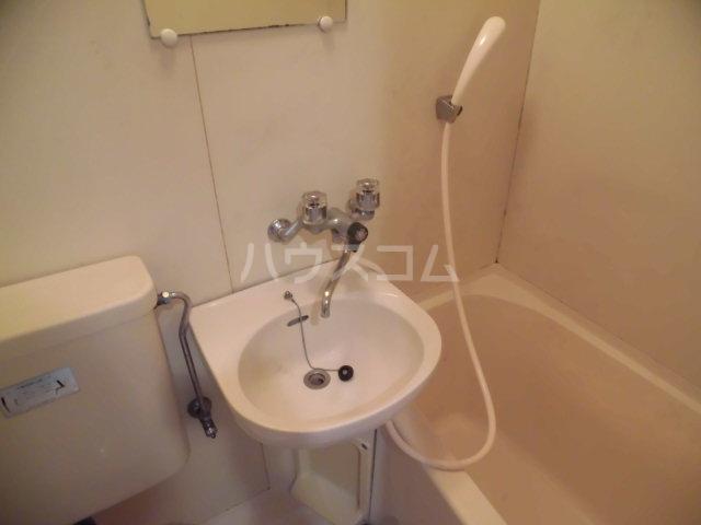 グリーンハイム志村2号棟 210号室の洗面所