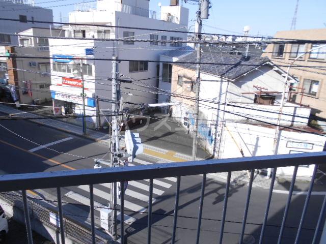 浅井ビル 305号室の景色