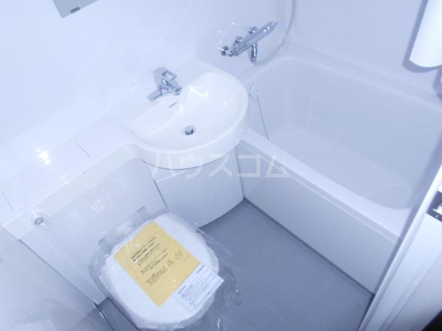 KMハイツ 103号室の風呂