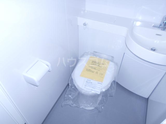 KMハイツ 103号室のトイレ