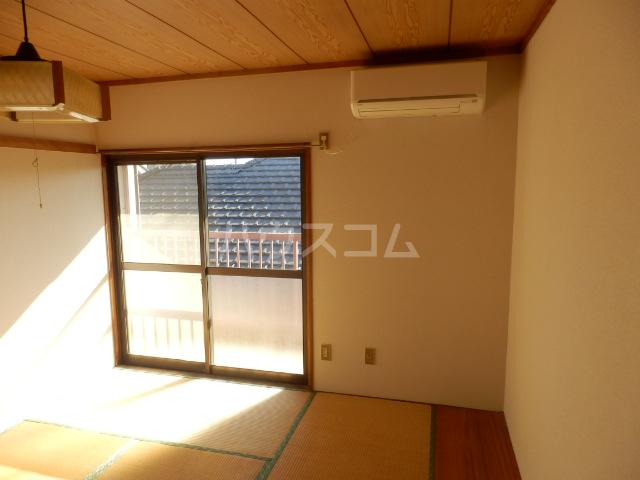 清和レジデンス2号棟 20A号室のリビング