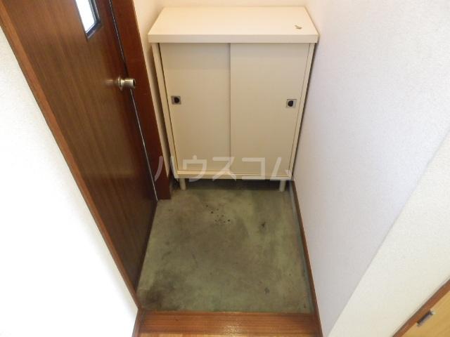 清和レジデンス2号棟 20A号室の玄関